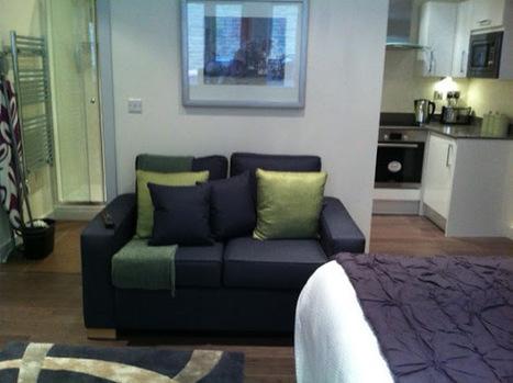 One White Row studio Apartment in Liverpool, London - RatedApartments | Serviced Apartments in London | Scoop.it