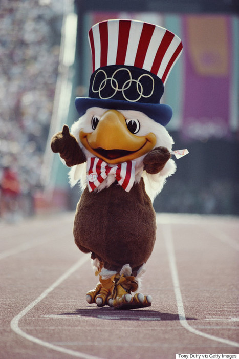 Which Olympic Mascot Reigns Supreme? | Mascots | Scoop.it