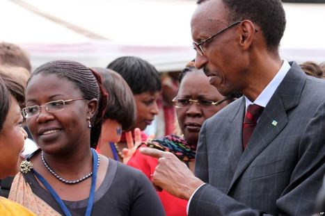 Rwanda''s Parliament of Female Majority Focuses on Equality | Fabulous Feminism | Scoop.it