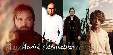 Jesusfreakhideout.com Music News, August 2012: Kevin Max Is The New Lead Vocalist For Audio Adrenaline! | Contemporary Christian Music News | Scoop.it