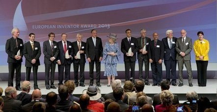 EPO - European Inventor Award 2013 goes to outstanding inventors from Austria, France, Sweden, Switzerland, Spain and the US   Australia, Europe and South America   Scoop.it