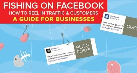 How to Use Facebook to Drive Traffic to Your Website, Get Customers | Social Media for Small Business Owners | Scoop.it