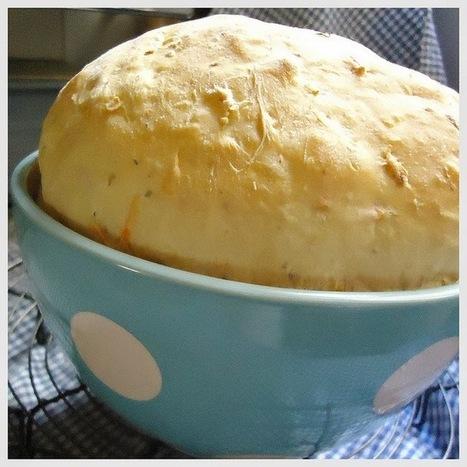 Recette de pain aux fines herbes et au lait (Espagne)   Petits déjeuners et pains de la rue, dans le monde   Scoop.it