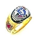 Buy Knights Columbus Ring | Buy Stainless Steel Masonic Rings | Scoop.it