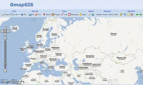 GmapGIS: crea anotaciones, indicaciones o reseñas sobre un mapa de Google y compártelo | Recull diari | Scoop.it