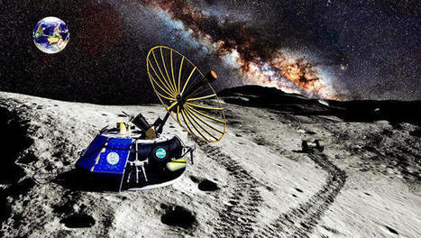 "A Space Startup Unveils ""FedEx To Moon"" Spacecraft To Shoot For Google's Lunar X Prize 