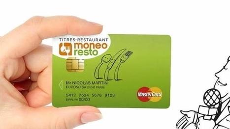 La nouvelle recette numérique des tickets restaurant   Moneo Resto 1ère carte Titres-Restaurant   Scoop.it