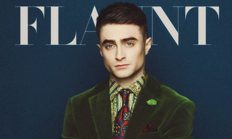 Daniel Radcliffe says director talked him through gay sex scene | arts and entertainment | Scoop.it