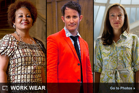 Work Wear: Office Style at the New York Public Library | Trends in Librarianship | Scoop.it