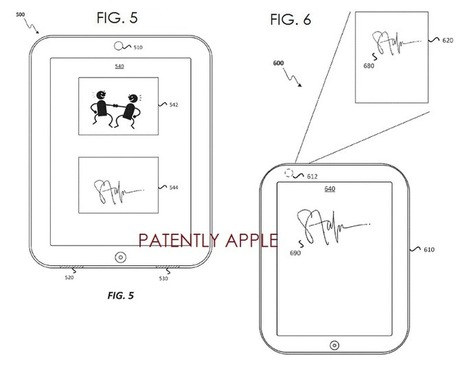 Apple Invents Book Signing System for the Digital Age - Patently Apple | Digital Publishing, Tablets and Smartphones App | Scoop.it