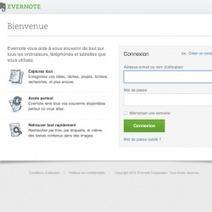 Authenfication désormais à deux niveaux chez Evernote   Libertés Numériques   Scoop.it