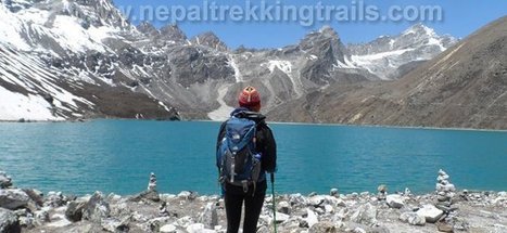 Gokyo Lake Renjo-La Pass Trek, Gokyo valley Trekking - Nepal Trekking | Nepal Trekking trails | Scoop.it