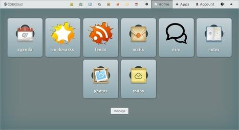 Cozy, un cloud personnel que l'on peut héberger, bidouiller et supprimer | Astuces | Scoop.it