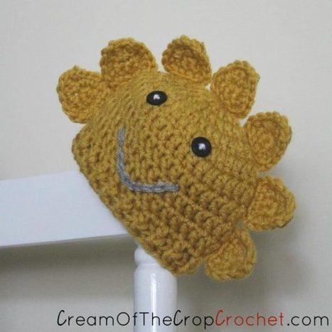 Preemie/Newborn Sun Hat Pattern by Cream Of The Crop Crochet - CrochetN'Crafts | Free Crochet Patterns | Scoop.it