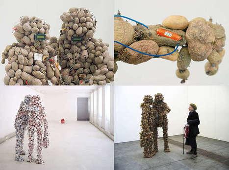 Krištof Kintera: We´ve got the power! | Art Installations, Sculpture, Contemporary Art | Scoop.it