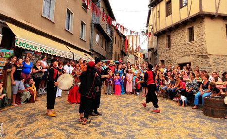 Estaing fait son Moyen-âge | Echappées belles en Aveyron | Scoop.it