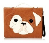 Hot Deal Aldo Gangrong Bulldog iPad Wristlet Bag | Free Books Online | Scoop.it