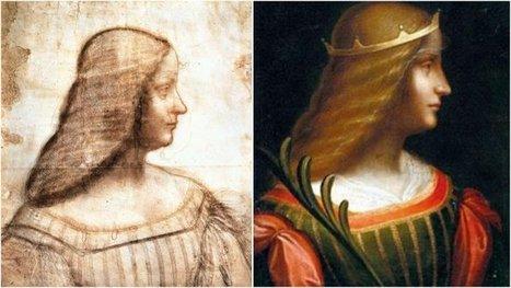 Ritrovato un Leonardo da Vinci mai visto   Bloglive.it   Scoop.it