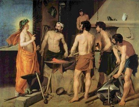 Diego Velázquez - La fragua de Vulcano | Artelista.com | Javier & Patricia | Scoop.it