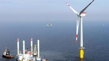 Parc éolien de Saint-Brieuc. Machines plus puissantes et moins nombreuses | Eolien en mer | Scoop.it
