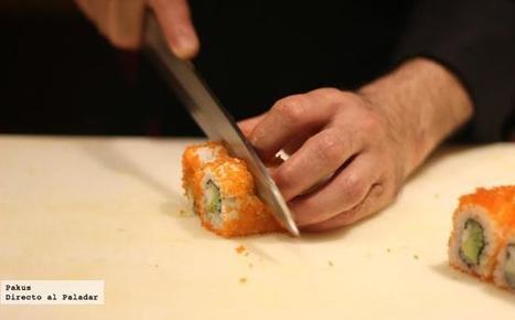 Aprender a preparar sushi con un cocinero profesional   Entornos Personales de Aprendizaje   Scoop.it