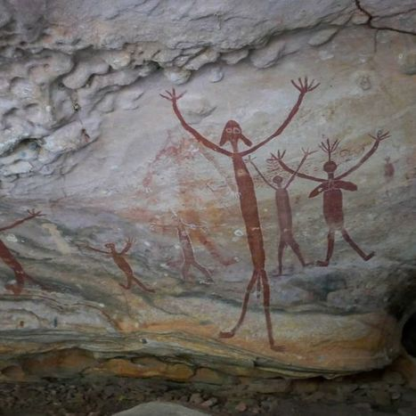 Rare Indigenous 'library of rock art' under threat by gold mine, traditional owners say | Library world, new trends, technologies | Scoop.it
