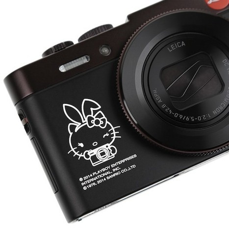 Leica Works with Playboy & Hello Kitty for Its Latest Limited Edition Shooter | xposing world of Photography & Design | Scoop.it