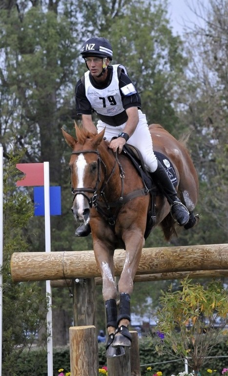 New Zealand's Rio 2016 Assault Begins Today: New National High Performance Eventing Squad Names Sound Familiar | Fran Jurga: Equestrian Sport News | Scoop.it
