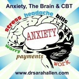 Anxiety, Brain Research and CBT | Counselor Northbrook, Chicago | Therapy News | Scoop.it