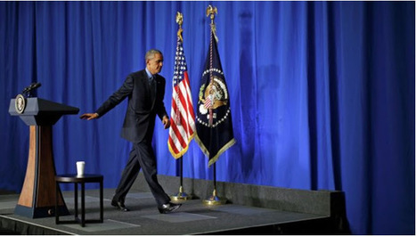 Krauthammer: Obama is walking on thin ice by lecturing Putin | Global politics | Scoop.it
