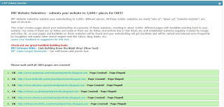 Free Blog and Website Tools: IMT Website Submitter - submits your website to 3,000+ places for FREE!   Free SEO   Scoop.it