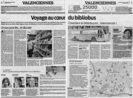 Voyage au coeur du Bibliobus | Revue de presse | Scoop.it