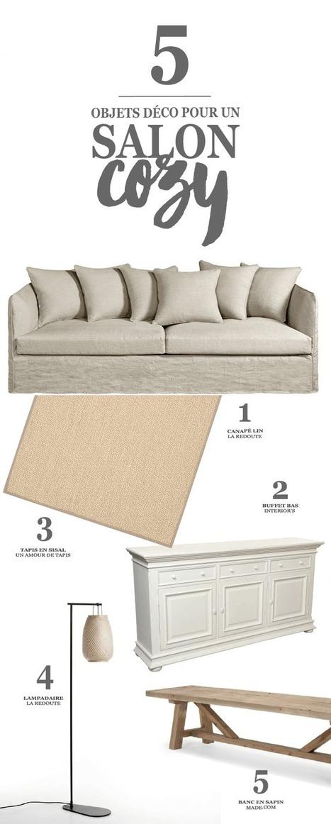 5 idées pour réussir sa décoration style cottage | décoration & déco | Scoop.it