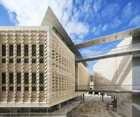 Renzo Piano's Valletta city gate masterplan nears completion | 360° design | Scoop.it