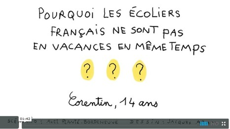 Pourquoi les écoliers français ne sont pas en vacances en même temps ? | Remue-méninges FLE | Scoop.it