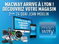 MacWay est arrivé à Lyon ! | LYFtv - Lyon | Scoop.it