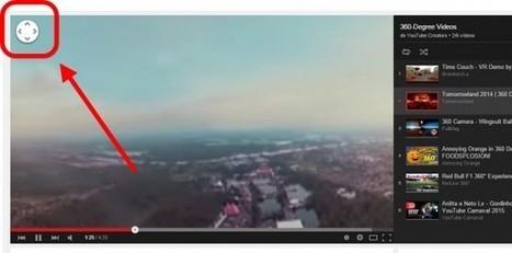 Youtube comienza a permitir vídeos en 360 grados | COMUNICACIONES DIGITALES | Scoop.it