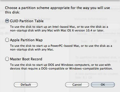 Using Disk Utility to Restore Partition Table on Mac OS X | Mac Data Recovery | Scoop.it