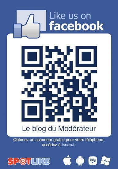 Créer un QR Code à partir de sa page fan Facebook | Time to Learn | Scoop.it