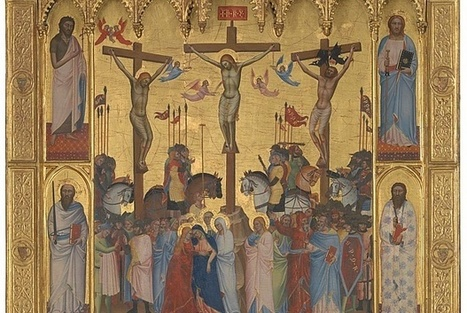 Revealed: how altarpiece broke in disastrous fall at London's National Gallery | News in Conservation | Scoop.it