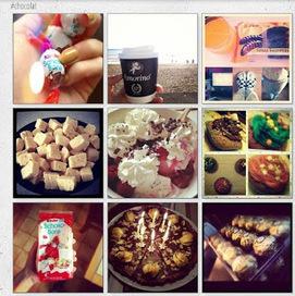 Restaugram: Trouver les photos de l'art culinaire partagées via Instagram. | Curiosités planétaires | Scoop.it