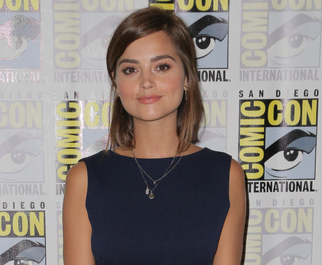 Jenna Coleman confirms Doctor Who exit: Clara Oswald is leaving the TARDIS in ... - Digital Spy UK   Doctor Who and life beyond that Mad Man in a box!   Scoop.it