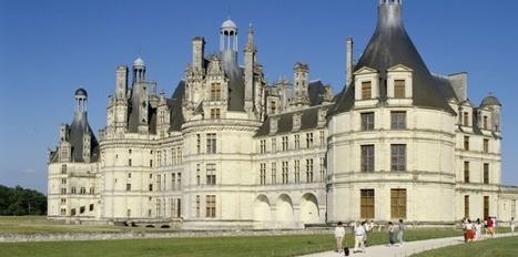 Tourisme: Pour se développer, le château de Chambord mise sur les Chinois et le bois | Un tour en France | Scoop.it
