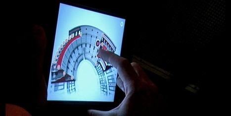 La tablette numérique fait son entrée aux arènes de Nîmes   L'actu culturelle   Scoop.it
