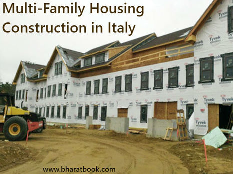 Multi-Family Housing Construction in Italy to 2020   Energy-Resources and Automation - manufacturing construction   Scoop.it