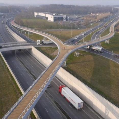 Une étrange route en Belgique – Regarder le ciel | Regarder le ciel | Scoop.it