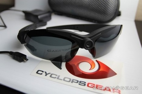 Cyclops Gear CGLife 2 Video Glasses Hands-on | Mens Entertainment Guide | Scoop.it