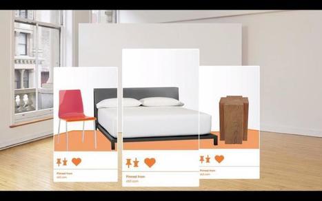 Le design d'un appartement new-yorkais, entièrement conçu grâce ... - LaDépêche.fr | Les bons plans de Princess Zaza | Scoop.it