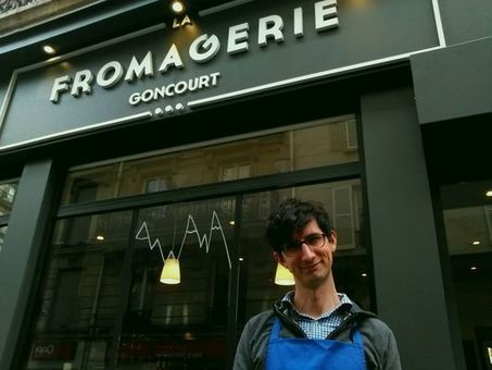 Clément Brosseult : Le banquier devenu fromager | The Voice of Cheese | Scoop.it