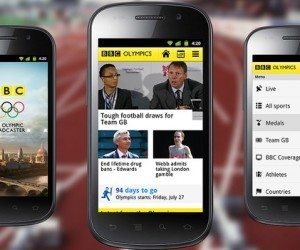 The BBC launches Olympic iOS and Android apps | Apps and Widgets for any use, mostly for education and FREE | Scoop.it